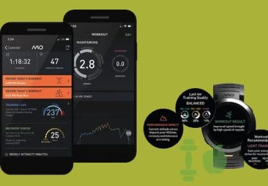mio to launch a sports watch biometric earbuds with real time coaching 2 392x272 - Mio
