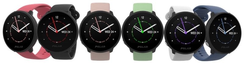 Polar has launched Unite today, a new lifestyle fitness watch