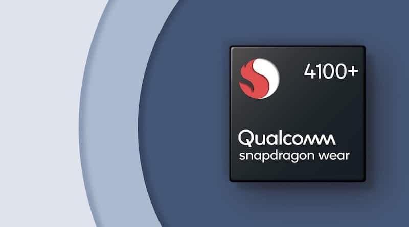 Qualcomm's Snapdragon Wear 4100 to power the next generation of wearables