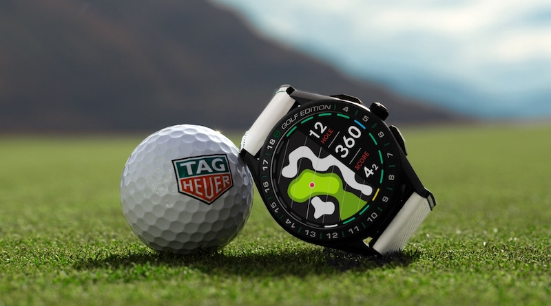 Tag Heur announces the $2,550 Connected Golf Edition 2020.