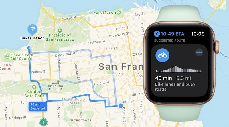 watchos 7 brings sleep tracking hand wash monitoring cycling directions - Apple Watch Series 6 & SE are official, here's all you need to know