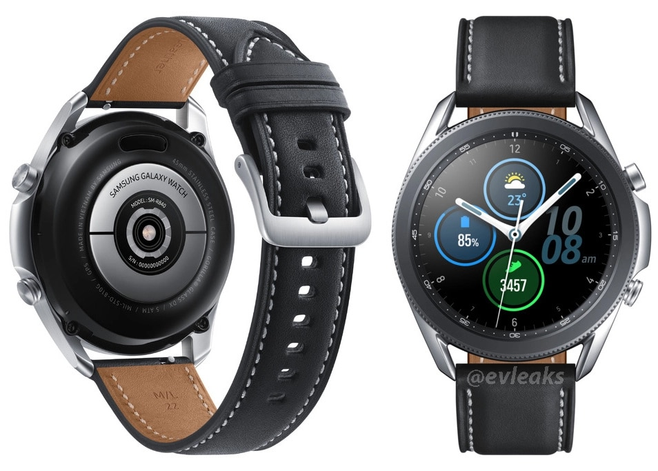 we are getting samsung galaxy watch 3 not 2 possible august 5th launch 1 - Samsung Galaxy Watch 3 will come in 9 distinct configurations
