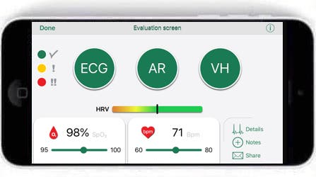 wiwe ecg monitor gets the ability to take hrv measurements 2 - WIWE ECG monitor gets the ability to measure HRV
