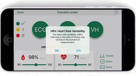 wiwe ecg monitor gets the ability to take hrv measurements 3 - WIWE ECG monitor gets the ability to measure HRV