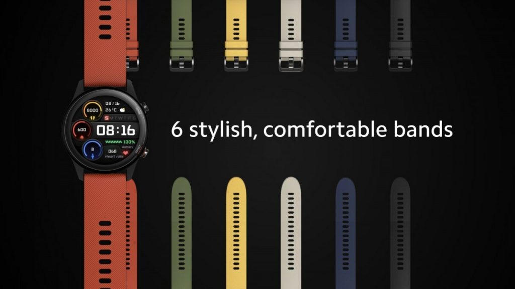 xiaomi to release the new mi watch revolve aka mi watch color globally 1024x576 - The €99 Xiaomi Mi Watch comes to Europe