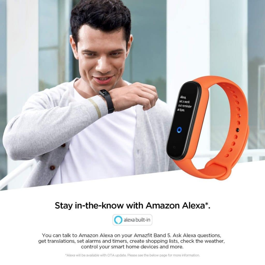 amazfit band 5 with alexa spo2 available to pre order on amazon 1 1024x1024 - Amazfit Band 5 with Alexa & SpO2 available to pre-order on Amazon