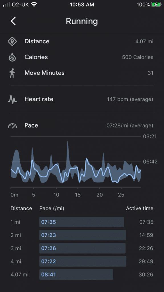 google fit update adds weekly recap more detailed workout breakdowns 4 576x1024 - Google Fit adds weekly recap & more detailed workout breakdowns