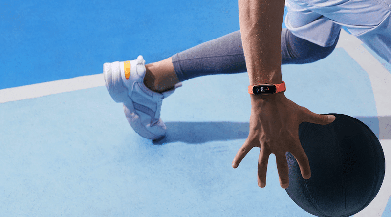 Huami has also registered Amazfit Band 6 with the FCC