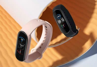 Huami registers Amazfit Band 5 with the FCC, specs similar to Mi Band 5
