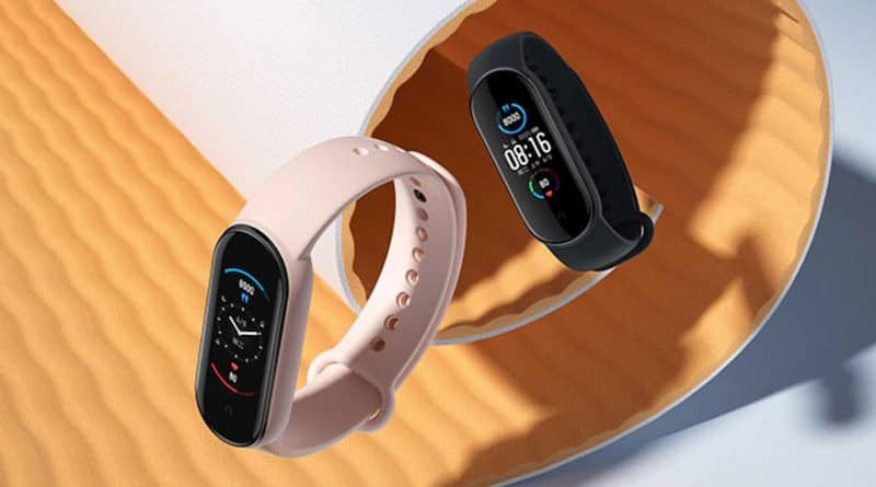 Huami registers Amazfit Band 5 with the FCC, specs similar to Xiaomi Mi Band 5