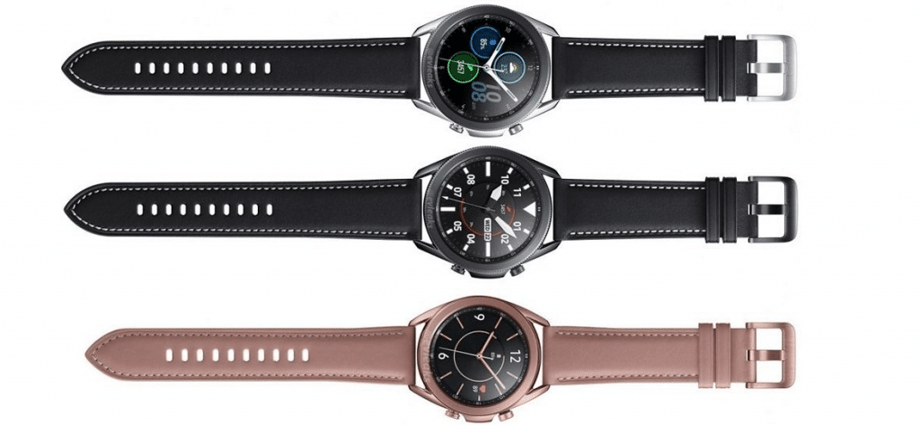 samsung galaxy watch 3 will come in 9 distinct configurations 1024x473 - Choosing from Samsung's range of fitness wearables