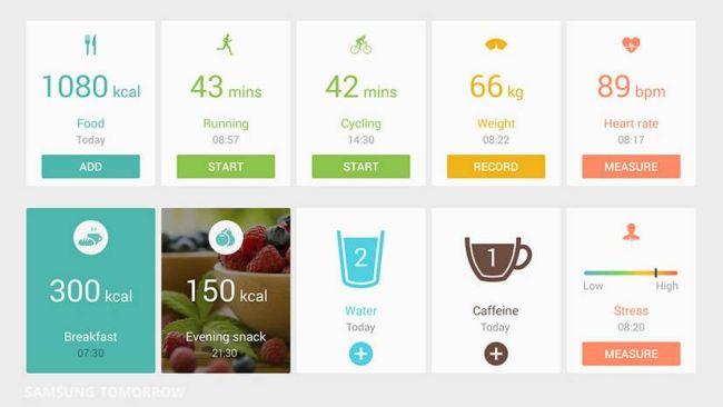 samsung health ditches weight caffeine calorie tracking 1 - Samsung Health ditches weight management, caffeine & calorie tracking