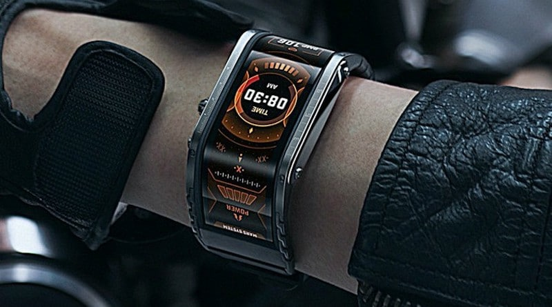 [updated] Nubia Watch to come with flexible OLED display, launch on July 28th