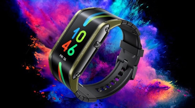 updated nubia watch to come with flexible oled display launch on july 28th - Nubia Watch comes with a super flexible AMOLED display and eSIM