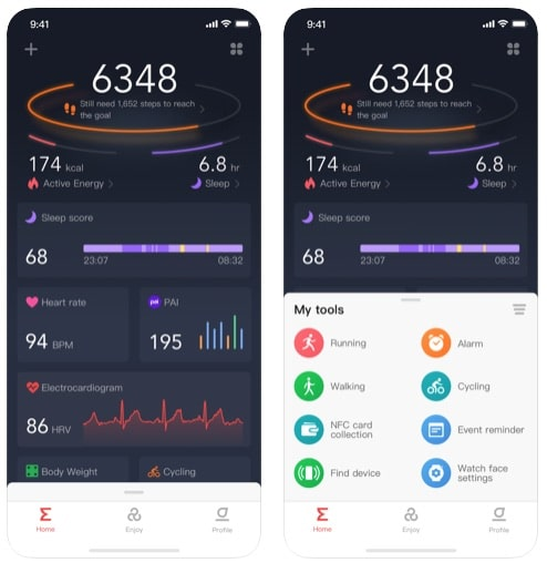 amazfit app goes through rebranding will now be the zepp app - Amazfit app goes through rebranding, will now be the Zepp app