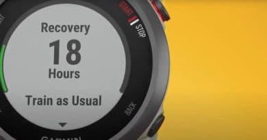 Garmin teases Forerunner 45 Plus running watch on Youtube