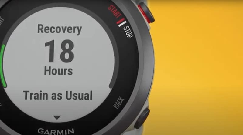 Garmin teases Forerunner 45 Plus running watch on Youtube