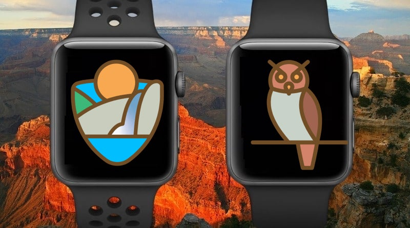 Next Apple Activity Challenge is on August 30th to celebrate national parks