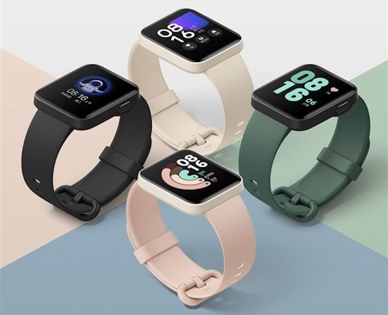 redmi first smartwatch could launch in august 2 - Redmi's first smartwatch is an Apple Watch lookalike that sells for $40