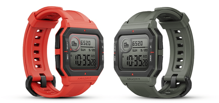 the 4999 amazfit neo comes with a retro four sided screen - The $49.99 Amazfit Neo comes with a retro four-sided screen