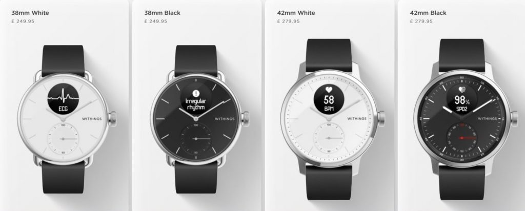 withings starts selling scanwatch as part of insider programme e1596472413729 1024x412 - Withings starts selling ScanWatch as part of limited Insider Programme