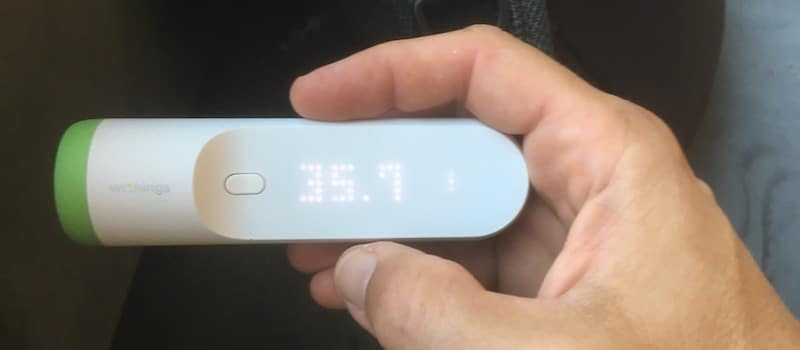 withings thermo review the hottest smart thermometer you can buy 8 - Withings Thermo review: the hottest smart thermometer you can buy