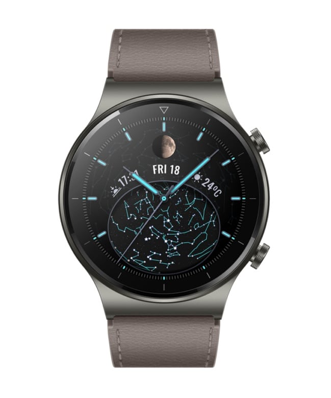 multiple leaked huawei watch gt2 pro renders reveal more info on specs 1 - Huawei makes Watch GT2 Pro with wireless charging official