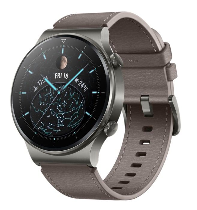 multiple leaked huawei watch gt2 pro renders reveal more info on specs - Huawei makes Watch GT2 Pro with wireless charging official