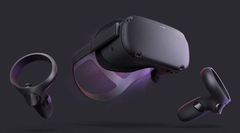 Oculus Move is a VR fitness tracker for Oculus Quest