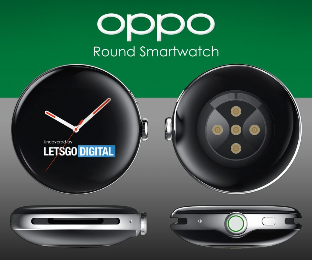 oppo next smartwatch could have a 3d curved display concept image - Oppo's next smartwatch could have a 3D curved display, concept image