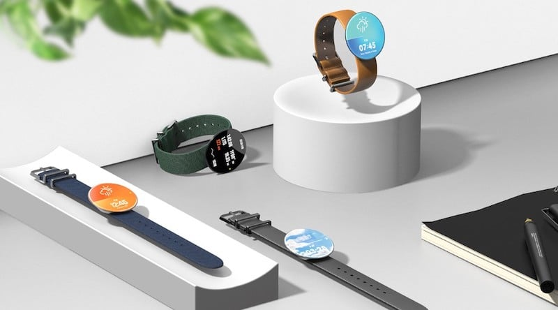 The Circle Smartwatch is a concept we'd like to see on our wrists
