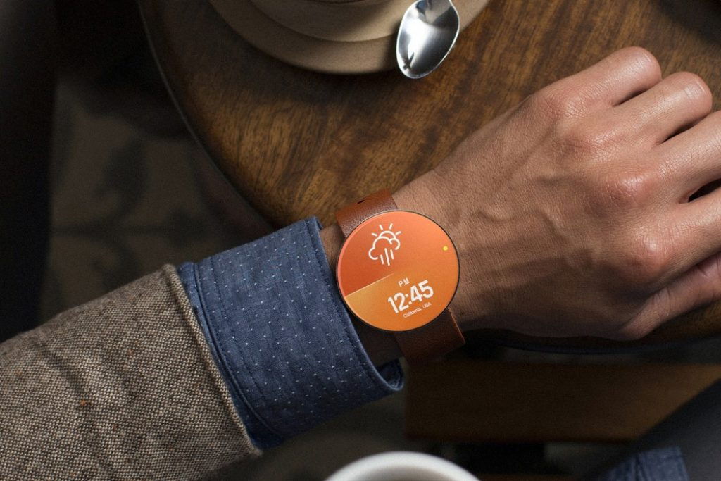 the circle smartwatch is a concept we d love to see on our wrists 1024x683 - This bezel-free watch is a concept we'd love to see on our wrists