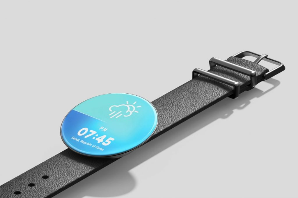 the circle smartwatch is a concept we d love to see on our wrists 2 1024x683 - This bezel-free watch is a concept we'd love to see on our wrists