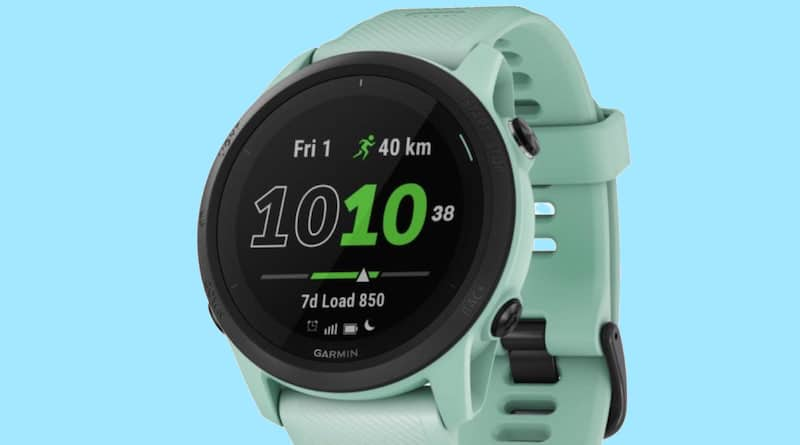 The Garmin Forerunner 745 might come with LTE, high-res images