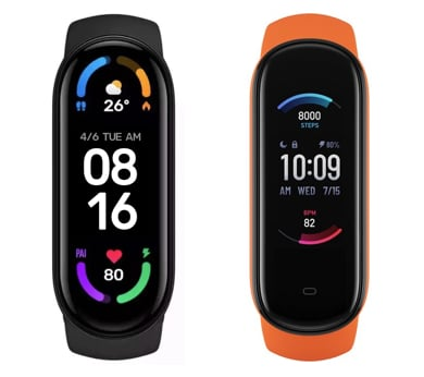 amazfit band 5 vs xiaomi mi band 5 what the difference 4 - Xiaomi Mi Band 6 vs Amazfit Band 5: which cheap fitness tracker to opt for?