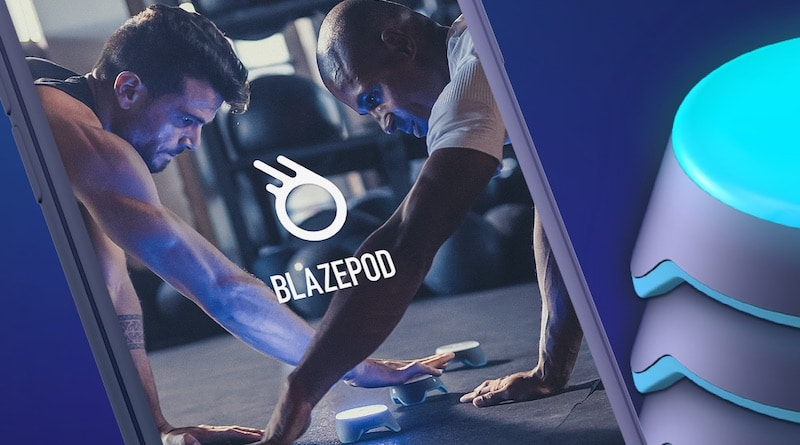 BlazePod app gets a new coat of paint and upgraded content