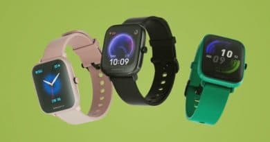 The colourful & lightweight Amazfit Pop is now official