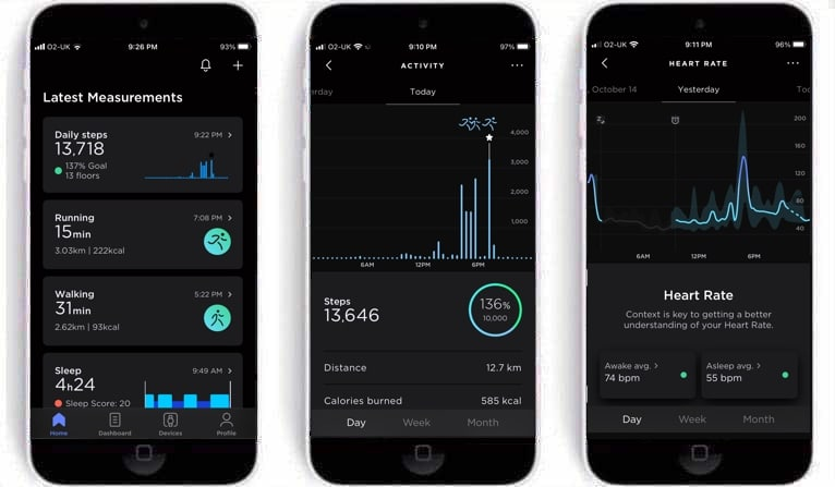 withings scanwatch review the most powerful hybrid health watch 10 - Withings ScanWatch review: the best health-tracking hybrid you can buy