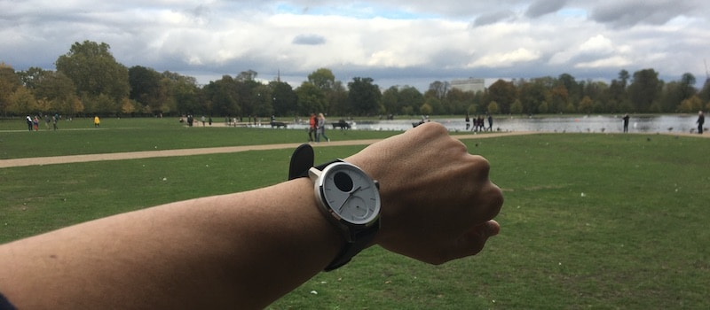 withings scanwatch review the most powerful hybrid health watch 13 - Withings ScanWatch review: the best health-tracking hybrid you can buy