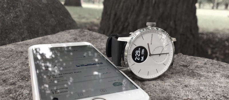 withings scanwatch review the most powerful hybrid health watch 14 - Withings ScanWatch review: the best health-tracking hybrid you can buy