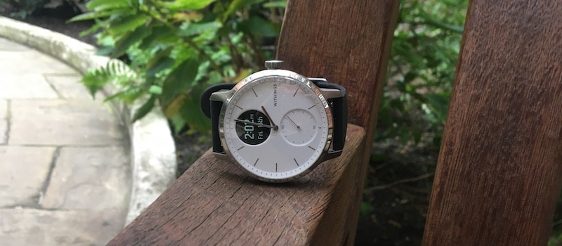 withings scanwatch review the most powerful hybrid health watch 6 - Withings ScanWatch review: the best health-tracking hybrid you can buy