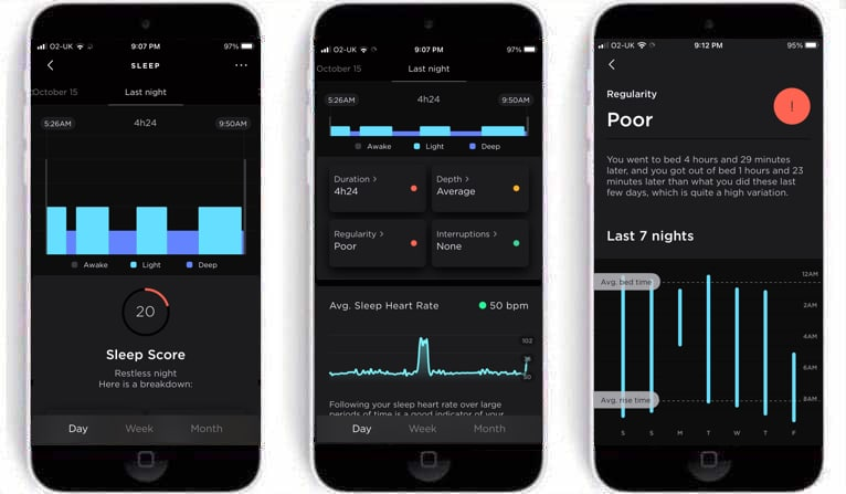withings scanwatch review the most powerful hybrid health watch 9 - Withings ScanWatch review: the best health-tracking hybrid you can buy