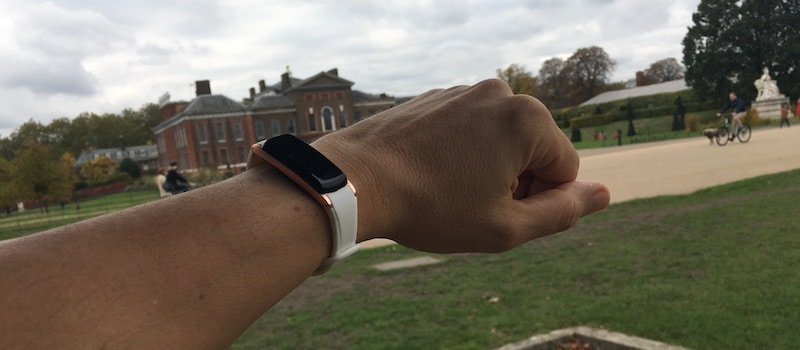 wondercise review on line workouts with a motion matching fitness band 2 - Wondercise review: Gamify on-line workouts with motion matching tech