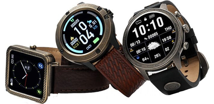 wrangler smartwatches are designed with a western style in mind 1 - Wrangler smartwatches are influenced by that rugged lifestyle
