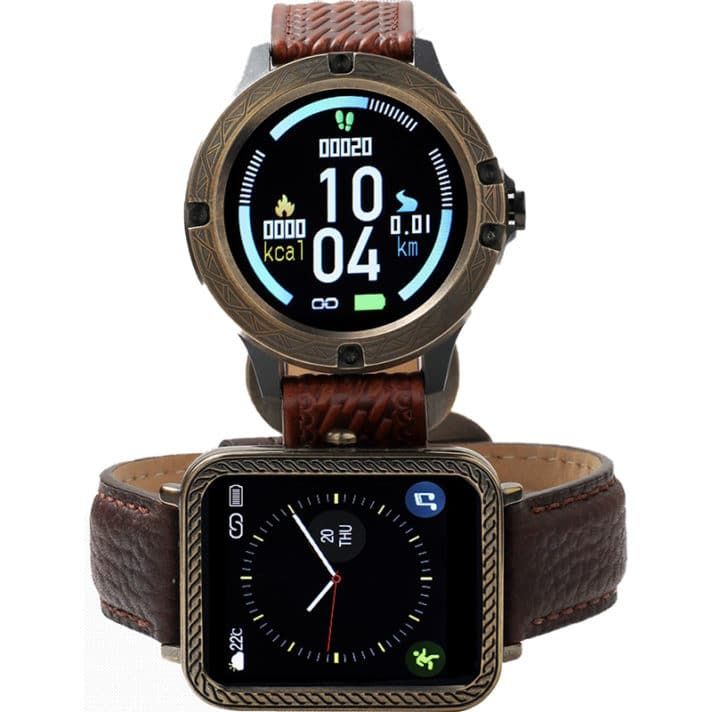 wrangler smartwatches are designed with a western style in mind 2 - Wrangler smartwatches are influenced by that rugged lifestyle
