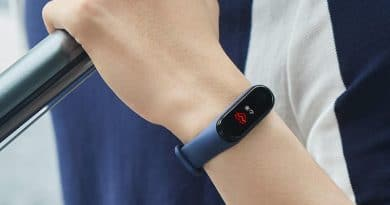 Xiaomi Mi Band might soon be able to take your temperature