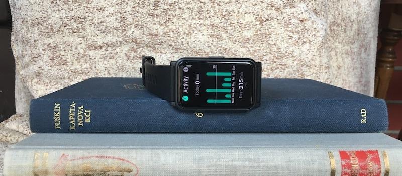 honor watch es review a fashion forward smartwatch that works well - Honor Watch ES review: a fashion forward smartwatch that works well