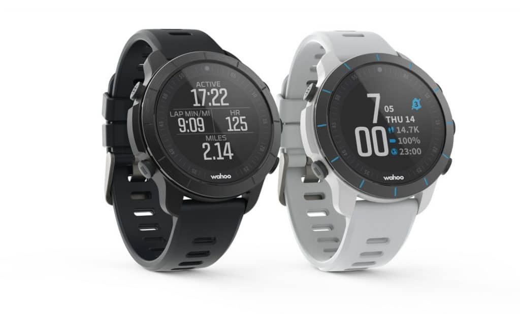 wahoo first ever smartwatch is aimed at triathletes 1024x619 - Wahoo's first ever smartwatch is aimed at cyclists and triathletes