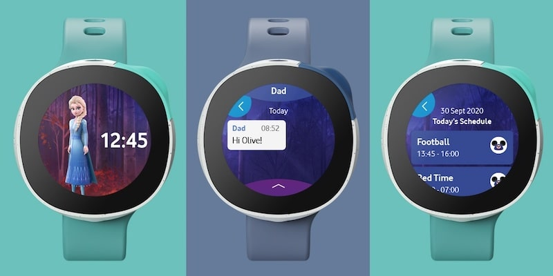 disney and vodafone join forces on a fun smartwatch for kids - Disney and Vodafone join forces on a fun smartwatch for kids