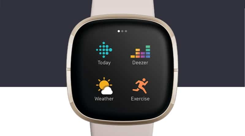 Fitbit and Deezer: how to use the popular music streaming service